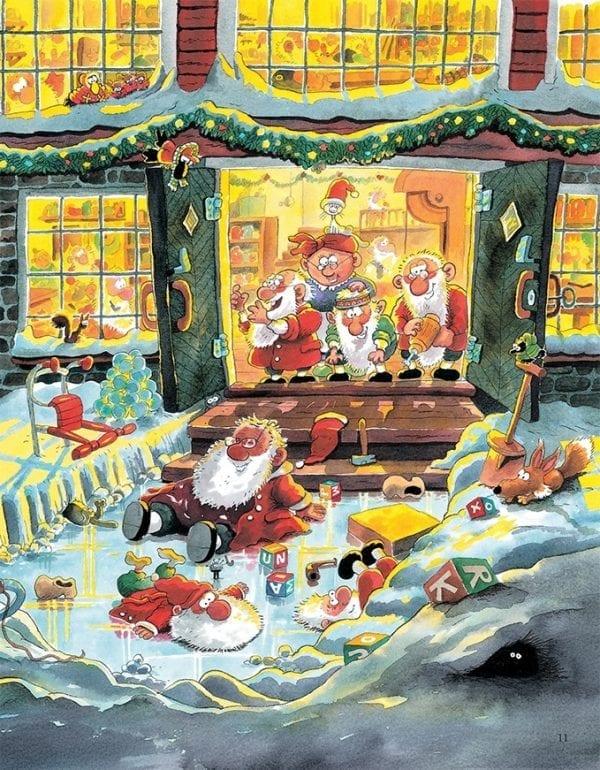 Дванайсет дара за Дядо Коледа